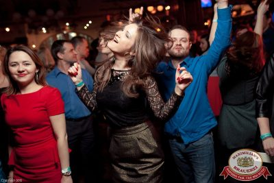«Дыхание ночи»: Dj Anton Almazov (Москва), 27 февраля 2015 - Ресторан «Максимилианс» Уфа - 11