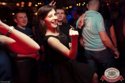 «Дыхание ночи»: Dj Anton Almazov (Москва), 27 февраля 2015 - Ресторан «Максимилианс» Уфа - 22