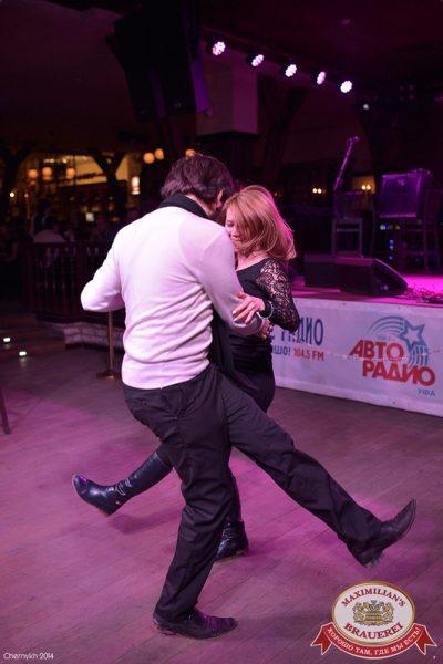 «Дыхание ночи»: Dj Demid Rezin (Москва), 7 ноября 2014 - Ресторан «Максимилианс» Уфа - 13
