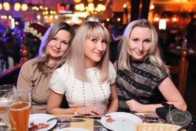 «Дыхание ночи»: Ladies Time. DJ Diana Melison, 25 января 2014 - Ресторан «Максимилианс» Уфа - 07