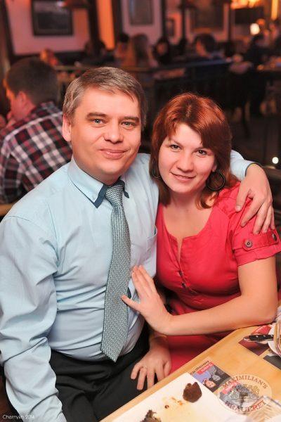 «Дыхание ночи»: LTime. DJ Memfisa на вечеринке «Оскар за любовь», 14 февраля 2014 - Ресторан «Максимилианс» Уфа - 05