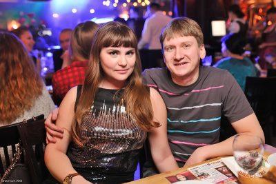 «Дыхание ночи»: LTime. DJ Memfisa на вечеринке «Оскар за любовь», 14 февраля 2014 - Ресторан «Максимилианс» Уфа - 14