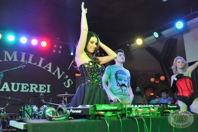 «Дыхание ночи»: LTime. DJ Memfisa на вечеринке «Оскар за любовь», 14 февраля 2014 - Ресторан «Максимилианс» Уфа - 24