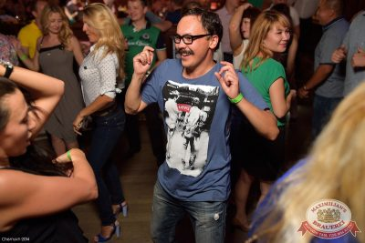 «Дыхание ночи»: DJ Mike Mildy (Москва), 22 августа 2014 - Ресторан «Максимилианс» Уфа - 15