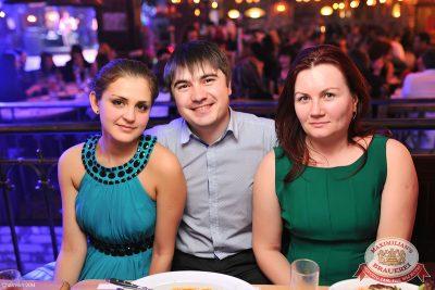 «Дыхание ночи»: DJ Miller (Москва), 28 марта 2014 - Ресторан «Максимилианс» Уфа - 05