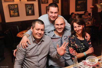 «Дыхание ночи»: DJ Miller (Москва), 28 марта 2014 - Ресторан «Максимилианс» Уфа - 21