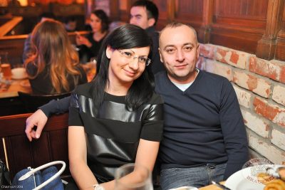 «Дыхание ночи»: Ladies Time. DJ Natasha Baccardi (Санкт-Петербург), 8 февраля 2014 - Ресторан «Максимилианс» Уфа - 07