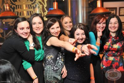«Дыхание ночи»: Ladies Time. DJ Natasha Baccardi (Санкт-Петербург), 8 февраля 2014 - Ресторан «Максимилианс» Уфа - 17
