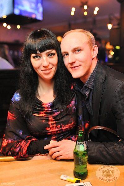 «Дыхание ночи»: Ladies Time. DJ Natasha Baccardi (Санкт-Петербург), 8 февраля 2014 - Ресторан «Максимилианс» Уфа - 25