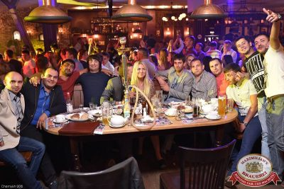 «Дыхание ночи»: Dj Nejtrino (Москва), 4 июля 2015 - Ресторан «Максимилианс» Уфа - 25