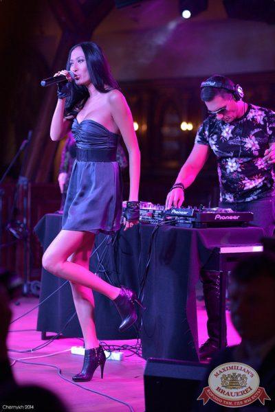 «Дыхание ночи»:  DJ Nil & Mischa (Москва), 10 октября 2014 - Ресторан «Максимилианс» Уфа - 01