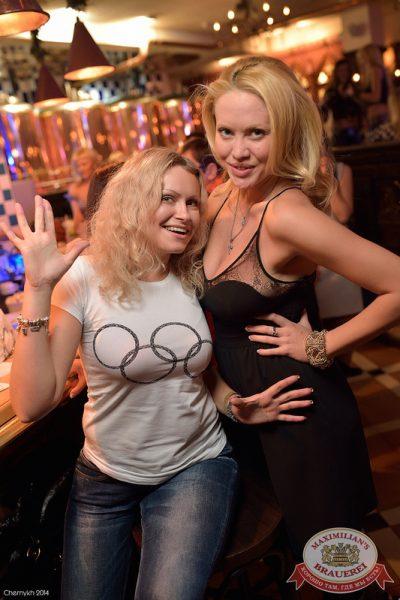 «Дыхание ночи»:  DJ Nil & Mischa (Москва), 10 октября 2014 - Ресторан «Максимилианс» Уфа - 09