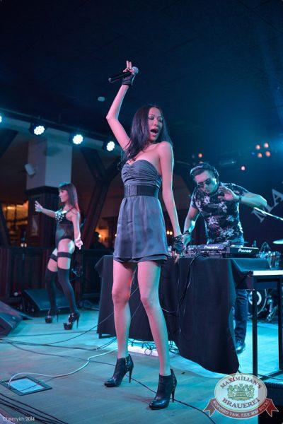 «Дыхание ночи»:  DJ Nil & Mischa (Москва), 10 октября 2014 - Ресторан «Максимилианс» Уфа - 14