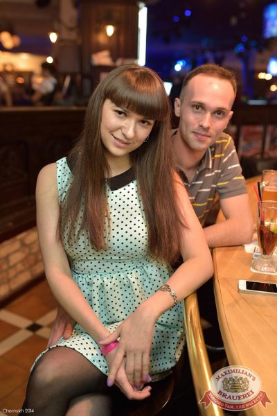 «Дыхание ночи»: DJ Ozz (Казань), 18 апреля 2014 - Ресторан «Максимилианс» Уфа - 13_0