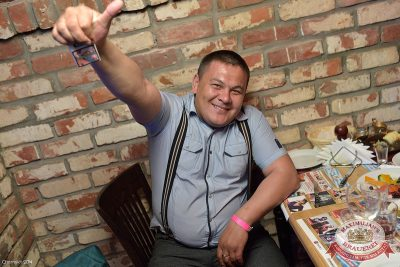 «Дыхание ночи»: DJ Ozz (Казань), 18 апреля 2014 - Ресторан «Максимилианс» Уфа - 30_0