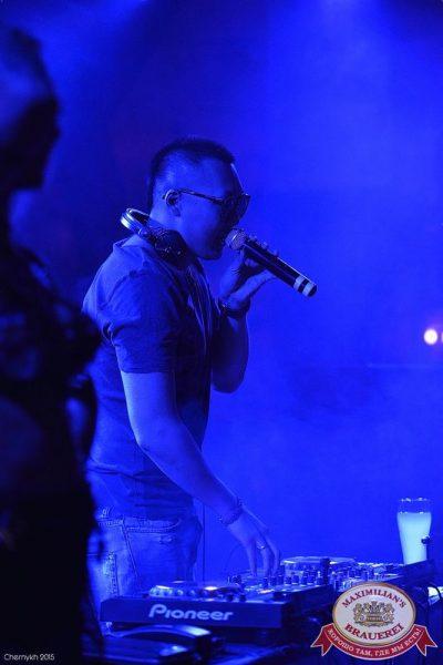 «Дыхание ночи»: DJ Pasha Lee (Москва), 23 октября 2015 - Ресторан «Максимилианс» Уфа - 02