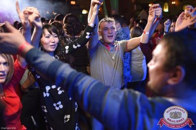 «Дыхание ночи»: DJ Pasha Lee (Москва), 23 октября 2015 - Ресторан «Максимилианс» Уфа - 10