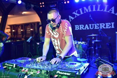 «Дыхание ночи»: DJ Pasha Lee (Москва), 28 июня 2014 - Ресторан «Максимилианс» Уфа - 14