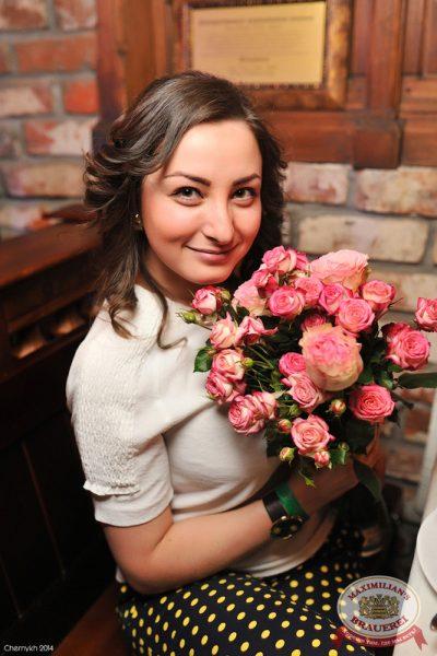«Дыхание ночи»: Dj Roma Pafos, 14 марта 2014 - Ресторан «Максимилианс» Уфа - 05