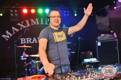 «Дыхание ночи»: DJ Роман Жуков (Казань), 4 апреля 2014 - Ресторан «Максимилианс» Уфа - 03