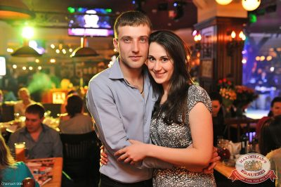 «Дыхание ночи»: DJ Роман Жуков (Казань), 4 апреля 2014 - Ресторан «Максимилианс» Уфа - 27