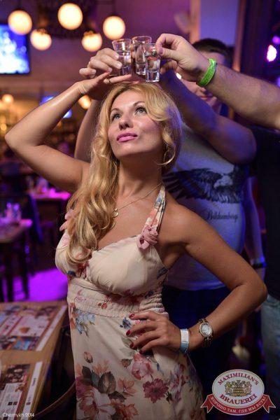 «Дыхание ночи»: Dj Сергей Рига (Москва), 11 июля 2014 - Ресторан «Максимилианс» Уфа - 10