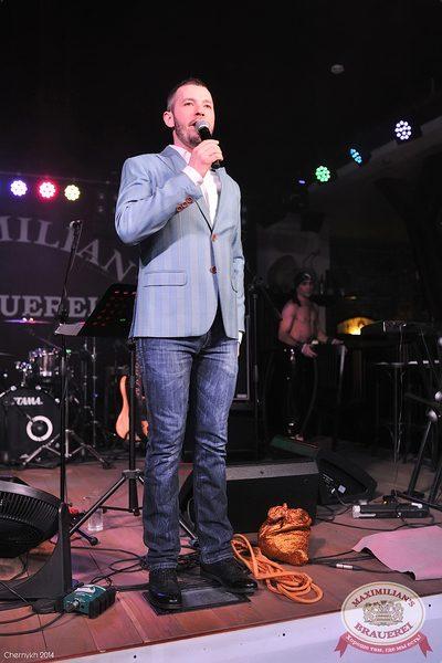 «Дыхание ночи» DJ Сергей Рига на Дне Защитника Отечества, 22 февраля 2014 - Ресторан «Максимилианс» Уфа - 16
