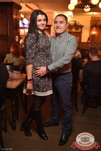 Дыхание ночи»: Dj Anton Almazov (Москва), 27 ноября 2015 - Ресторан «Максимилианс» Уфа - 08