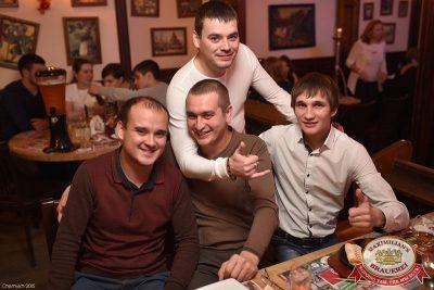 Дыхание ночи»: Dj Anton Almazov (Москва), 27 ноября 2015 - Ресторан «Максимилианс» Уфа - 27