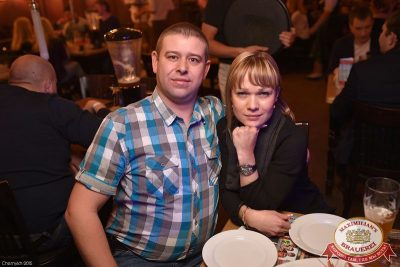 «Дыхание ночи»: Dj Lil'M (Москва), 20 ноября 2015 - Ресторан «Максимилианс» Уфа - 29