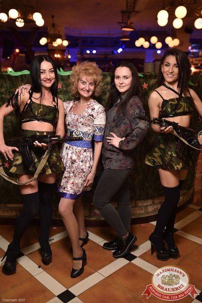 День защитника Отечества, 22 февраля 2017 - Ресторан «Максимилианс» Уфа - 10