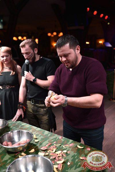 День защитника Отечества, 22 февраля 2017 - Ресторан «Максимилианс» Уфа - 16