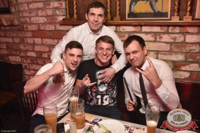 День защитника Отечества, 22 февраля 2017 - Ресторан «Максимилианс» Уфа - 52
