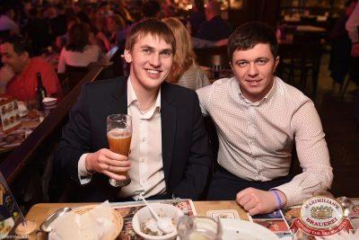 День защитника Отечества, 22 февраля 2017 - Ресторан «Максимилианс» Уфа - 59