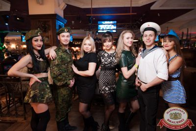 День защитника Отечества, 23 февраля 2018 - Ресторан «Максимилианс» Уфа - 00021