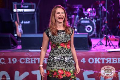 «Октоберфест»: Фестивальный уикенд c Dj Nagornaya, 26 сентября 2014 - Ресторан «Максимилианс» Уфа - 16