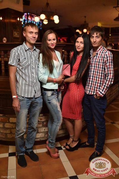Джиган, 18 июня 2015 - Ресторан «Максимилианс» Уфа - 04
