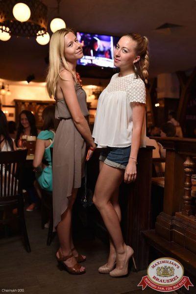 Джиган, 18 июня 2015 - Ресторан «Максимилианс» Уфа - 28
