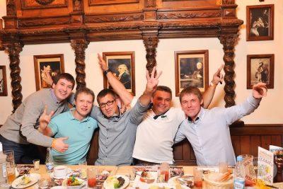 Группа «Виктор». Вечер памяти Виктора Цоя, 17 января 2014 - Ресторан «Максимилианс» Уфа - 15