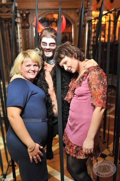 Halloween в «Максимилианс»: Второй день Шабаша, 2 ноября 2013 - Ресторан «Максимилианс» Уфа - 01