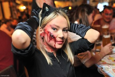 Halloween в «Максимилианс»: Второй день Шабаша, 2 ноября 2013 - Ресторан «Максимилианс» Уфа - 07