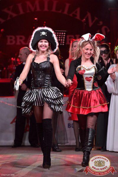 Halloween: второй день шабаша, 1 ноября 2014 - Ресторан «Максимилианс» Уфа - 18
