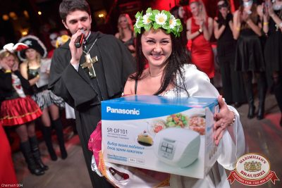 Halloween: второй день шабаша, 1 ноября 2014 - Ресторан «Максимилианс» Уфа - 21