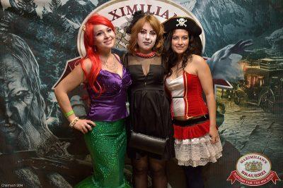 Halloween: первый день шабаша, 31 октября 2014 - Ресторан «Максимилианс» Уфа - 05