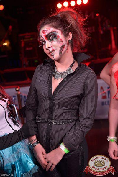 Halloween: первый день шабаша, 31 октября 2014 - Ресторан «Максимилианс» Уфа - 30