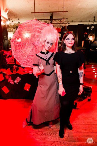 «Хэллоуин»: «Пиковая дама», 1 ноября 2019 - Ресторан «Максимилианс» Уфа - 4
