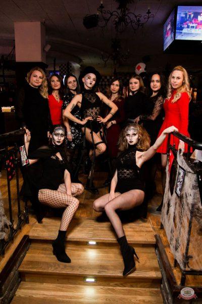 «Хэллоуин»: «Пиковая дама», 1 ноября 2019 - Ресторан «Максимилианс» Уфа - 58