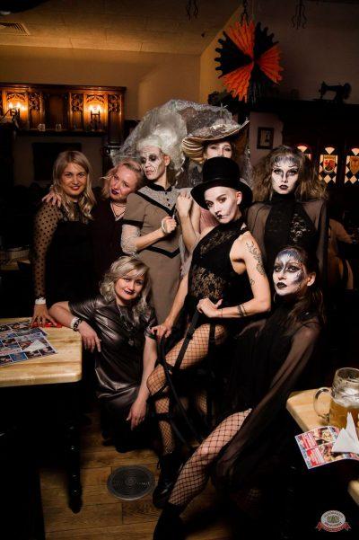 «Хэллоуин»: «Пиковая дама», 1 ноября 2019 - Ресторан «Максимилианс» Уфа - 59