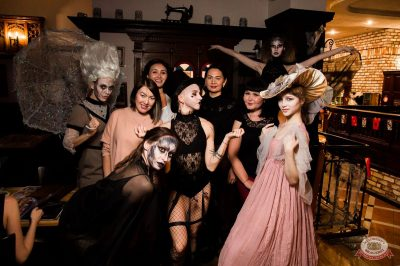 «Хэллоуин»: «Пиковая дама», 1 ноября 2019 - Ресторан «Максимилианс» Уфа - 60