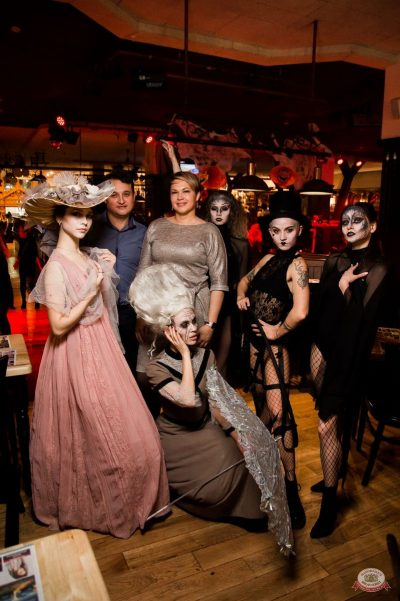 «Хэллоуин»: «Пиковая дама», 1 ноября 2019 - Ресторан «Максимилианс» Уфа - 62